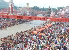 Kumbh Mela Haridwar Virtual Tour