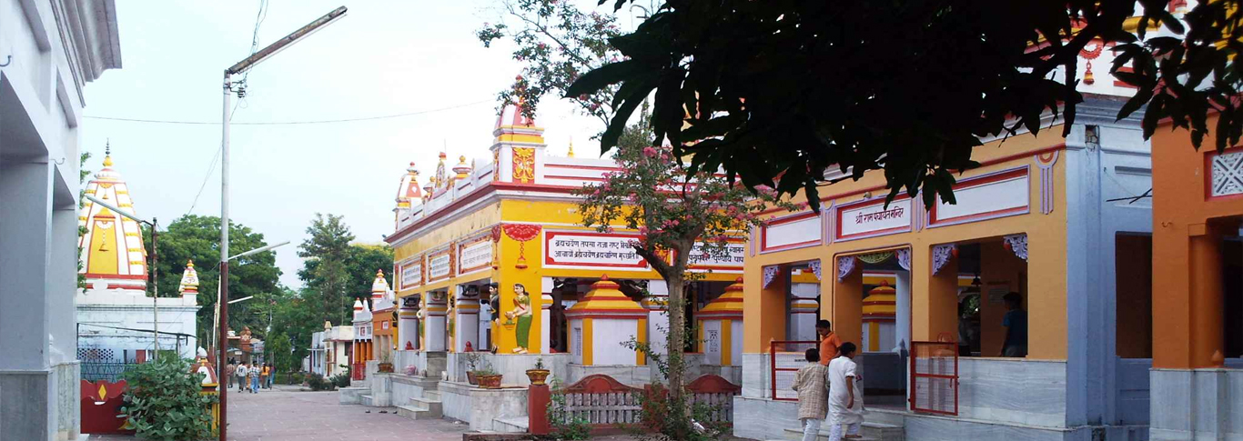 list of haridwar ashrams