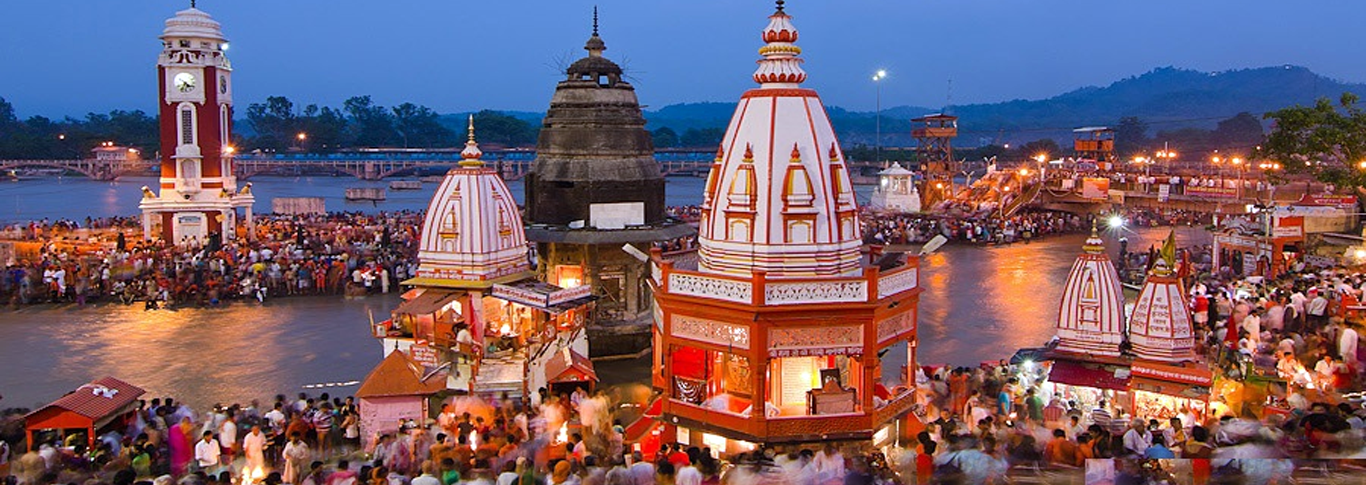 Haridwar Rishikesh Mussoorie Tour Packages
