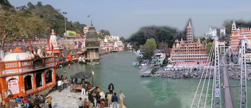 Rishikesh – Haridwar uk