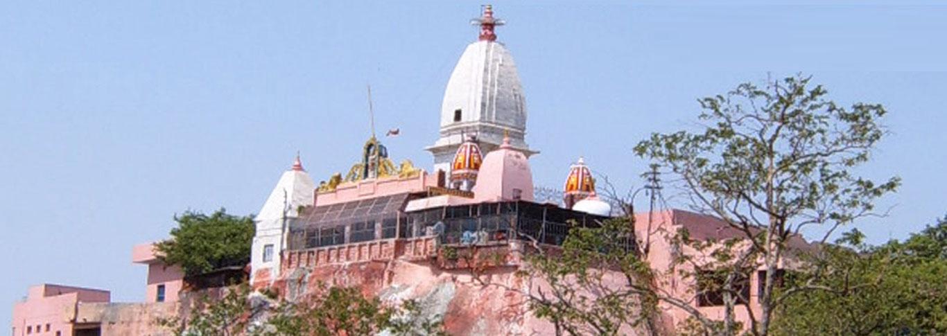Mansa Devi Temple and prasad, Haridwar