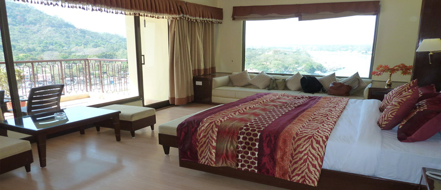 Hotels In Rishikesh Near Laxman Jhula