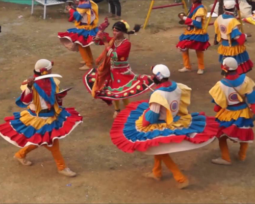 kumaoni choliya dance in uttarakhand